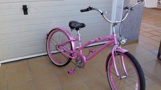 Bicicleta Nirve mujer edición limitada