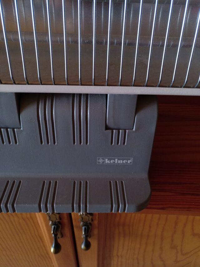 Radiador eléctrico infrarrojos