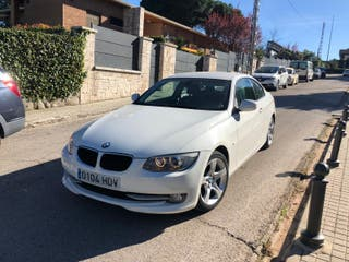 BMW Serie 3 320d coupe