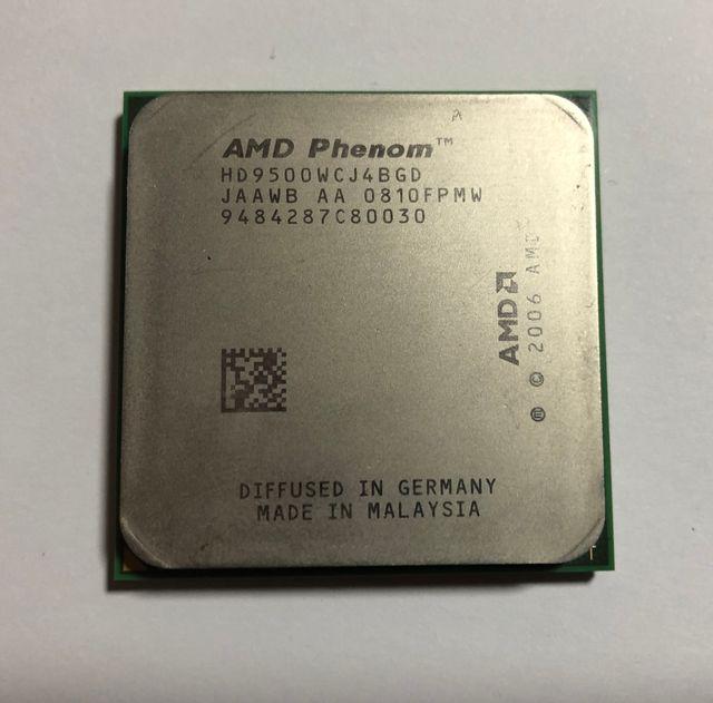 PROCESADOR AMD PHENOM X4 9500 Socket AM2/AM2+