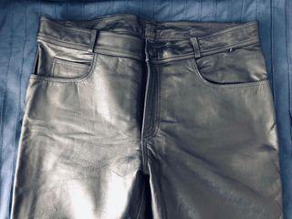 Pantalón de cuero para moto