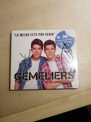 Álbum Gemeliers firmado