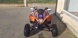 KTM 525 xc sx quad