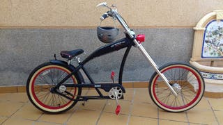 Bicicleta choppers felt bandit