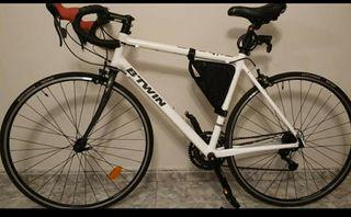 bicicleta carretera Bwin,prácticamente nueva.
