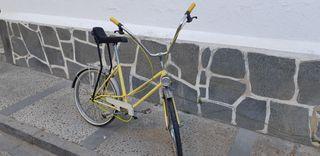 bicicleta GAC antigua