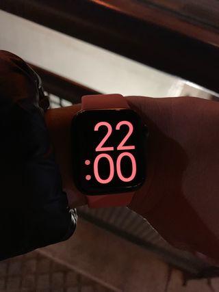 Apple Watch serie 4 con celular