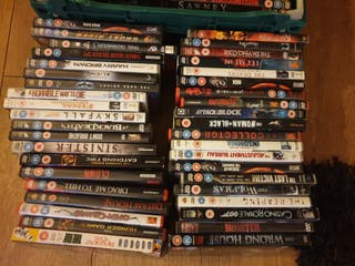 70 Dvd's