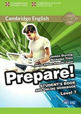 ENGLISH B2 Cambridge English Exam