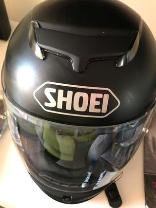 Casco de moto Shoei integral modulable talla XL