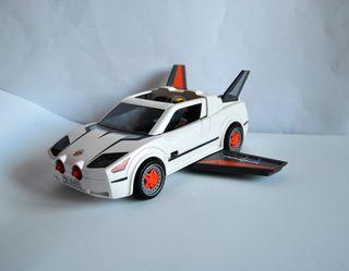 Playmobil 4876 coche Spy Team