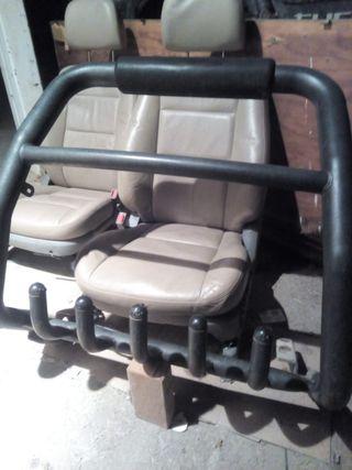 asientos y defensa