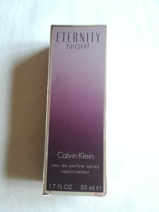 Colonia Eternity Night Calvin Klein