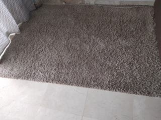 alfombra color beig