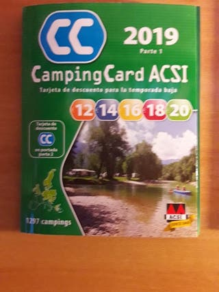 Guía de camping ACSI