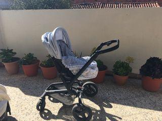 Coche bebé completo Jane Rider