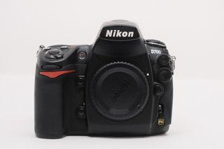 Nikon D700 (full frame)