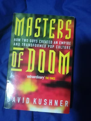 """Master of Doom"" (ingles)"