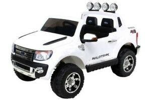 Coche electrico ford rangers