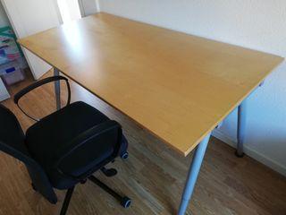 mesa de despacho Ikea 160x80