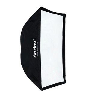 Grande Softbox Godox 60x90cm Flash Estudio