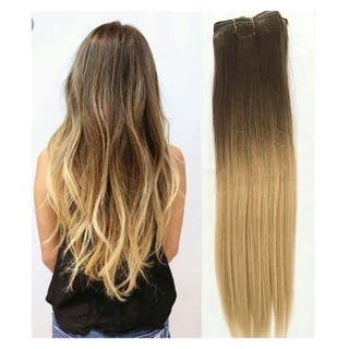 Extensiones cortina californianas
