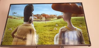 tv led smart tv samsung 43