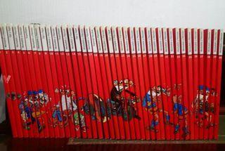 Colección completa Mortadelo y Filemon