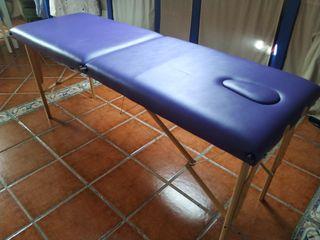 Camilla masaje plegable ECOPOSTURAL