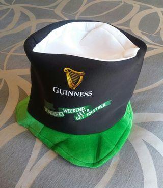 Gorro original de Guinness