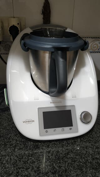 THERMOMIX TM5 +cookidoo +2 Libros REGALO
