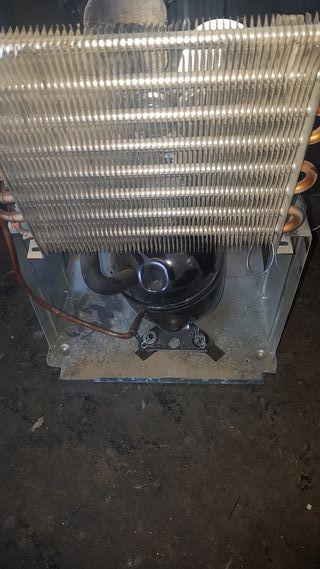 compresor de neveras mas radiador