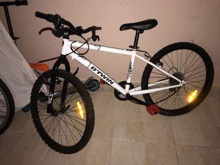 Vendo bicicleta BTT INFANTIL 24 pulgadas
