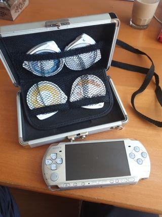 PSP le falta batería