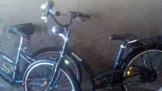 bicicletas de paseo y montaña