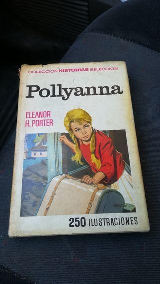 Pollyanna, libro comic de Bruguera 1 edición