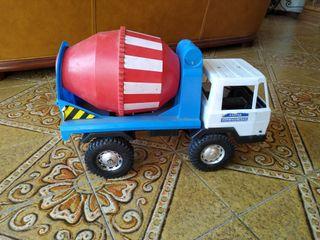 Camión Hormigonera karpan