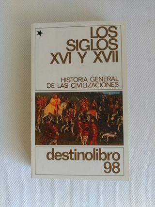 Hist. general de las civilizaciones s. XVI y XVII