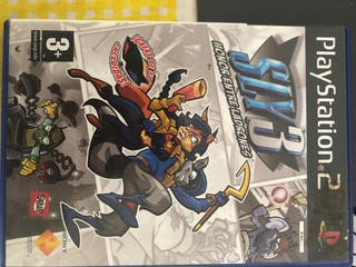 Sly Cooper 3 playstation 2