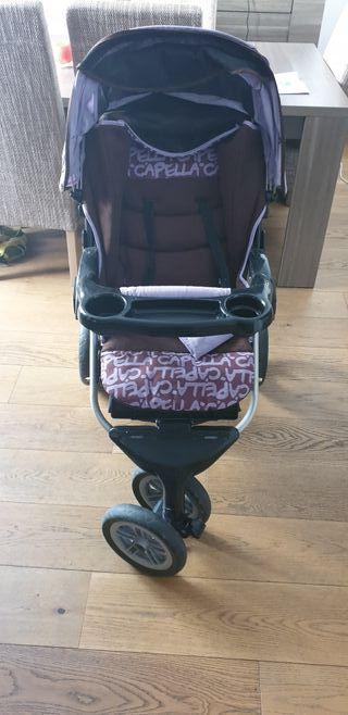 carrito de bebé 3 ruedas