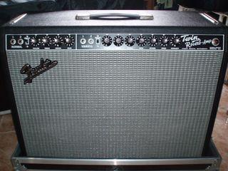 Fender twin Reverb 65´ Reissue amp