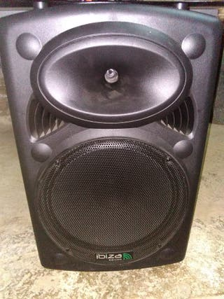 OFERTA altavoz amplificado 800W ibiza sound 250rms