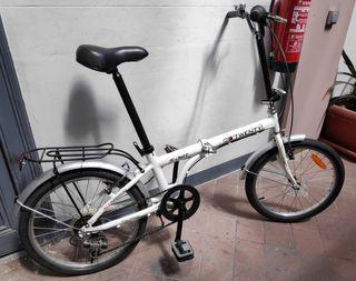 Bicicleta plegable / Folding bike