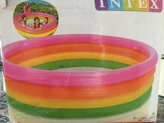 Piscina inflable 1.68m / 46cm