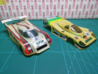 Scalextric Exin SRS