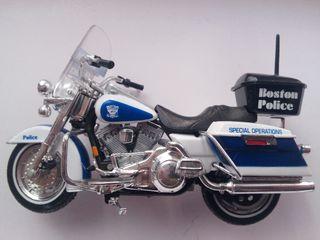 Harley Davidson miniatura