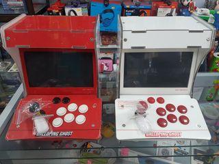 retro arcade consola