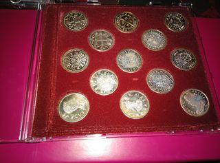 Colección antiguas arras gallegas