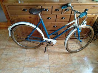 Bicicleta BH especial antigua