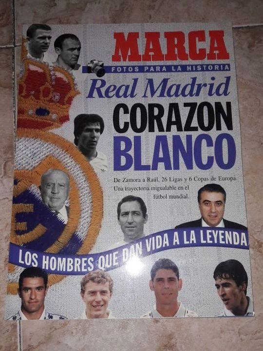 Real Madrid Corazon Blanco